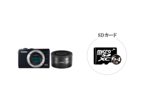 CANON EOS M100 単焦点レンズセット2_R