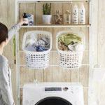 おしゃれでおすすめのランドリーラック・洗濯機ラック人気ランキング!【突っ張り式も】